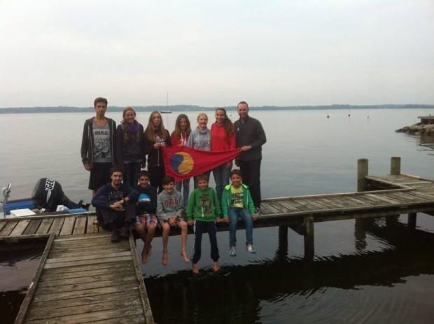 Gruppe Schleifreizeit 2015